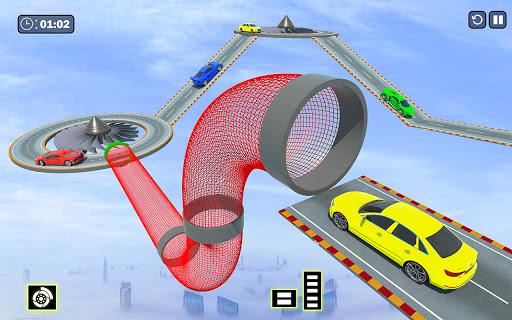 Ramp Car Racing Stunt Games: Free Car Games 2021 screenshot 3