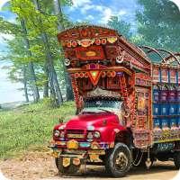 PK Cargo Truck Transport Game 2018 on APKTom