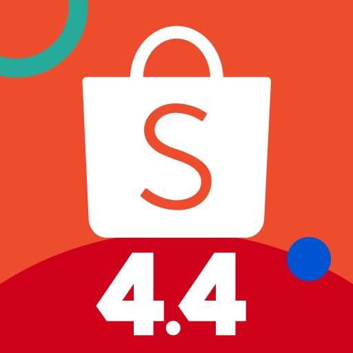 Shopee 4.4 Mega Shopping Sale