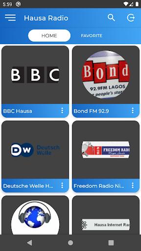 Hausa Radio Free 1 تصوير الشاشة