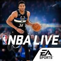 NBA LIVE Mobile Basketball on 9Apps