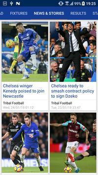 LiveScores Chelsea 5 تصوير الشاشة