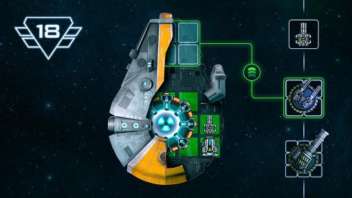 Space Arena: Build a spaceship & fight 5 تصوير الشاشة