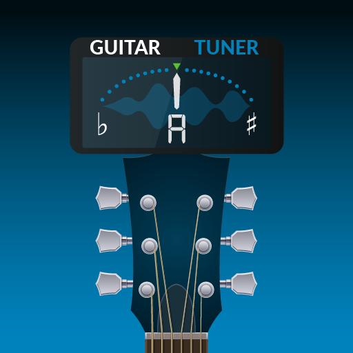 Ultimate Guitar Tuner: Afinador gratis de guitarra icon