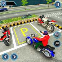 US Motorcycle Parking Off Road Driving Games on 9Apps