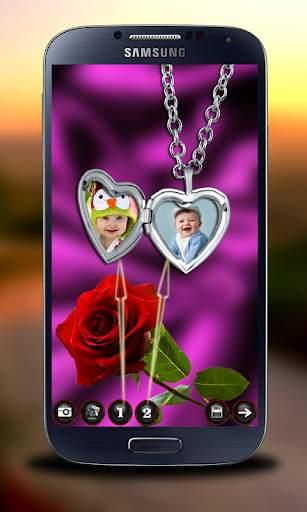 الإطار الحب المنجد صور screenshot 7