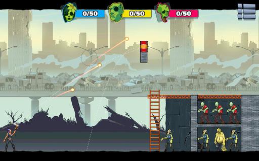 Stupid Zombies 3 9 تصوير الشاشة