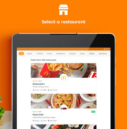 pizza.de | Food Delivery screenshot 8