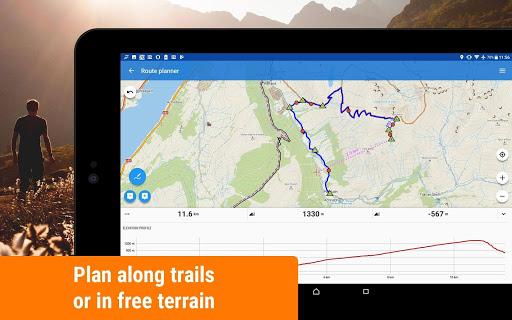 Locus Map Free - Hiking GPS navigation and maps screenshot 10