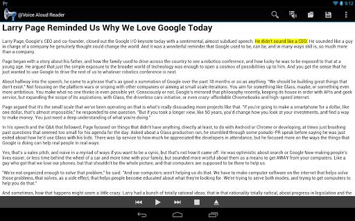 @Voice Aloud Reader (TTS Reader) screenshot 15