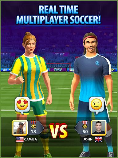 Soccer! Hero स्क्रीनशॉट 2
