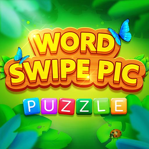 Word Swipe Pic आइकन