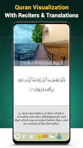 Quran Majeed – القران الكريم: Prayer Times & Athan screenshot 6