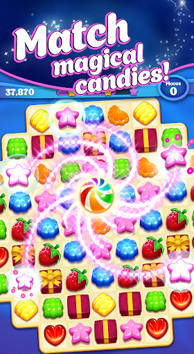 Crafty Candy – Match 3 Adventure screenshot 2