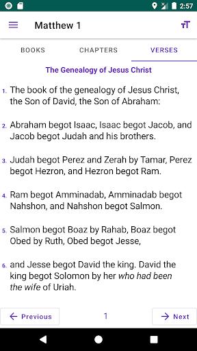 New King James Version screenshot 6