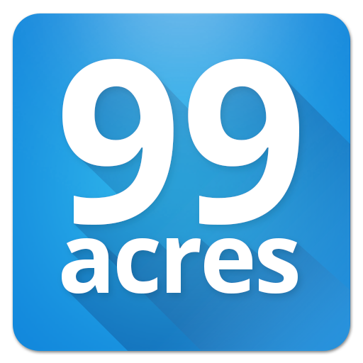99acres Real Estate & Property أيقونة