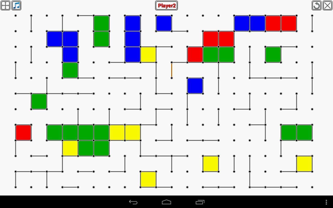 Dots and Boxes screenshot 5