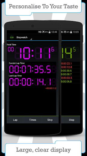 Stopwatch & Timer screenshot 4
