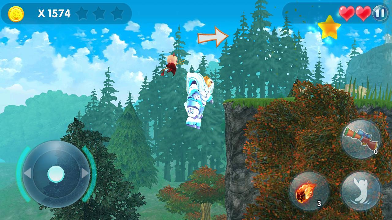 Bear World screenshot 1