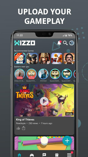 WIZZO Play Games & Win Prizes! screenshot 1
