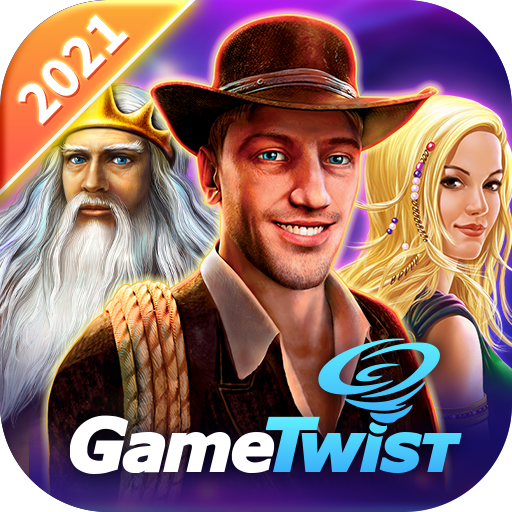 GameTwist Casino Slots: Play Vegas Slot Machines أيقونة