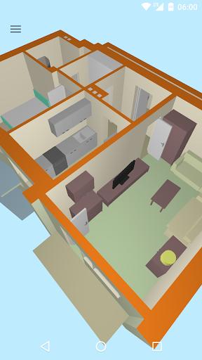 Floor Plan Creator 1 تصوير الشاشة