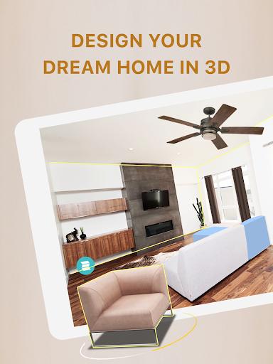 Homestyler - Interior Design & Decorating Ideas 12 تصوير الشاشة