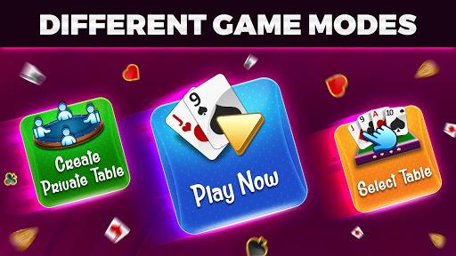 28 Card Game Multiplayer 2 تصوير الشاشة