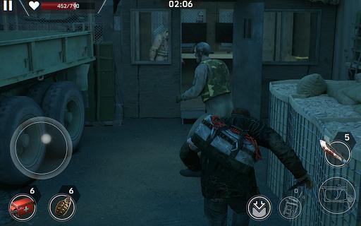 Left to Survive: Dead Zombie Shooter. Apocalypse screenshot 10