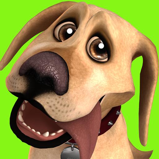 يتحدث جون الكلب: الكلب مضحك أيقونة