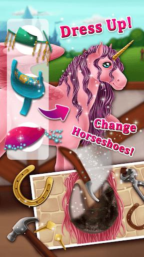Princess Horse Club 3 - Royal Pony & Unicorn Care screenshot 4