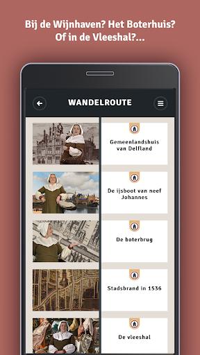 Wandelroute 'Waar is Vermeer?' screenshot 3