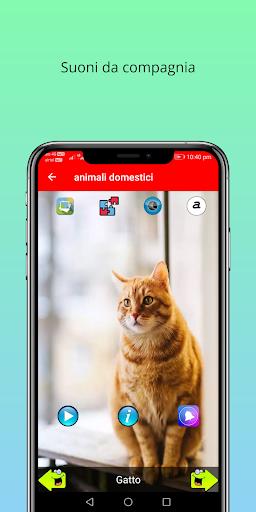150 suoni animali screenshot 6