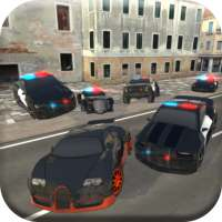 Cops and Bank Robbers Pursuit on 9Apps