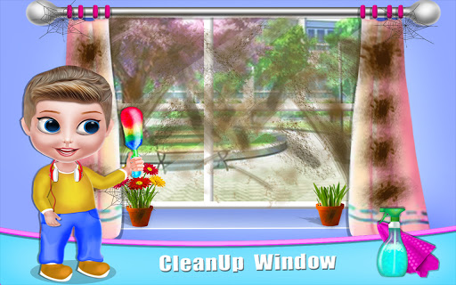 House Cleaning - Home Cleanup Girls Game screenshot 21