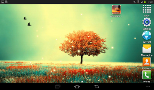 Awesome-Land Live wallpaper HD : Grow more trees screenshot 11