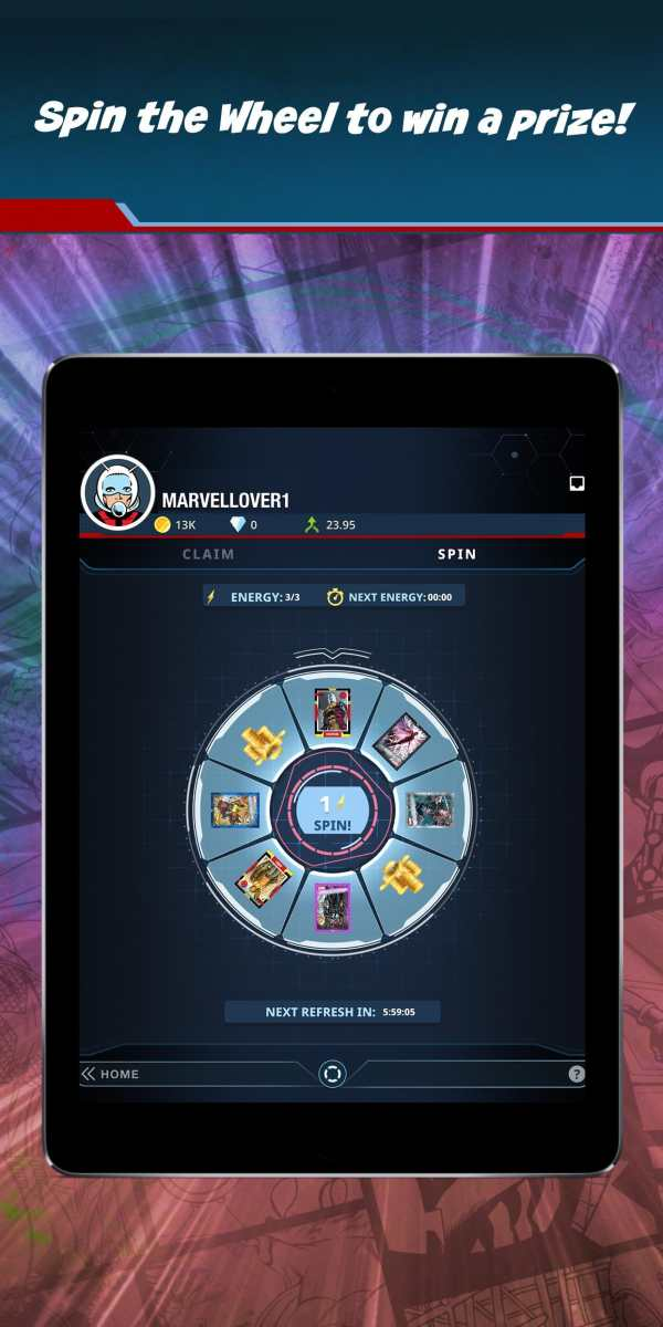 Marvel Collect! by Topps Card Trader screenshot 12