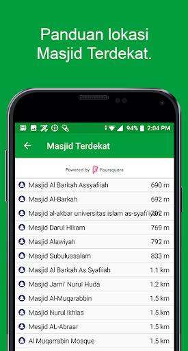 Waktu Solat Malaysia - Kiblat, Azan, Doa screenshot 4
