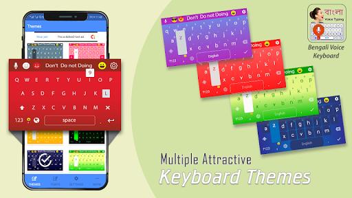 Bangla Voice Keyboard - Bangladesh Keyboard 2019 screenshot 3