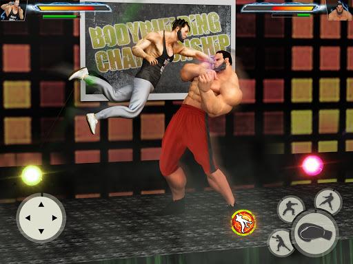 GYM Fighting Games: Bodybuilder Trainer Fight PRO screenshot 10