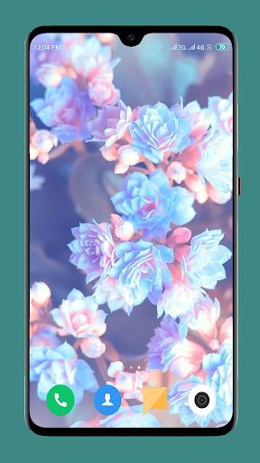 Flowers Wallpaper 4K screenshot 3