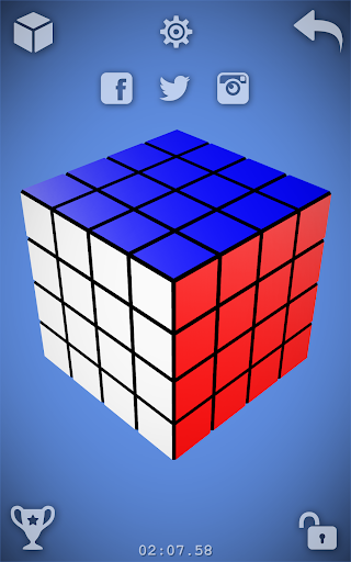 Magic Cube Puzzle 3D 16 تصوير الشاشة
