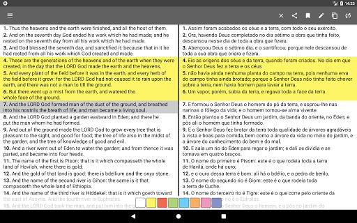 Bible Offline App Free   Audio, KJV, Daily Verse скриншот 19