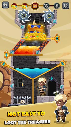 How to Loot - Pin Pull & Hero Rescue screenshot 4
