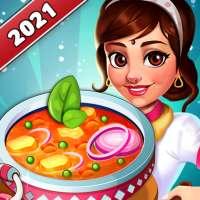 Indien Cooking Star: Restaurant jeux de cuisine on 9Apps