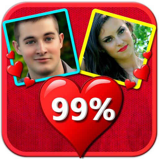 Love Test Calculator Prank أيقونة