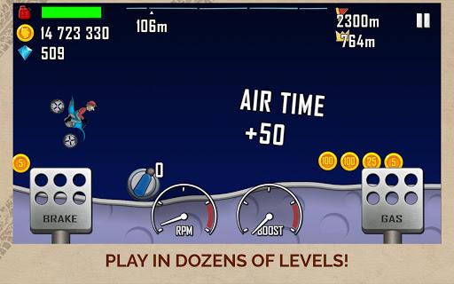 Hill Climb Racing screenshot 9