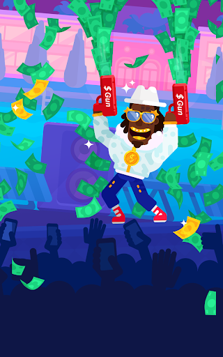 Partymasters - Fun Idle Game 14 تصوير الشاشة