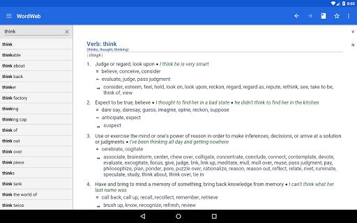 Dictionary - WordWeb स्क्रीनशॉट 11