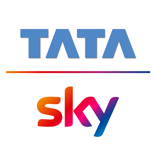 Tata Sky Mobile- Live TV, Movies, Sports, Recharge أيقونة